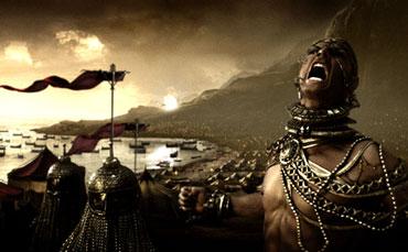 Ortaylı, Perslerle Spartalıların savaşını anlatan '300' için ne dedi?