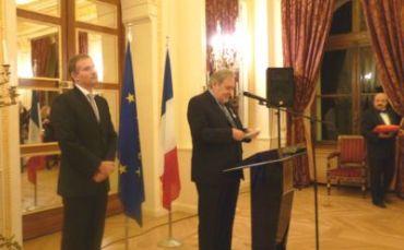 İlber Ortaylı, Fransa Devlet Nişanı aldı