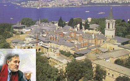 Topkapı Sarayı'nda 'yetki' savaşı